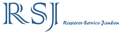 Rasierer Online Shop-Logo