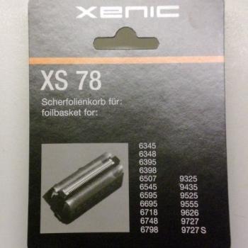 xenic xs78  Scherblatt XS78 Carrera Typ 23günstig kaufen im Onlineshop von ...